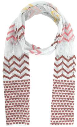 M Missoni Knitted Scarf