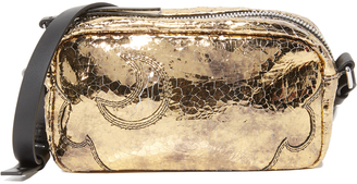McQ - Alexander McQueen Addicted Cross Body Bag $350 thestylecure.com