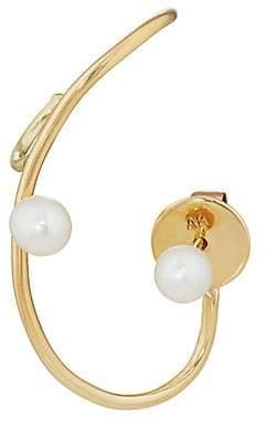 Ana Khouri Women's Lily Pearl-Embellished Earring
