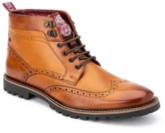 Base London Bower Brogue Boot