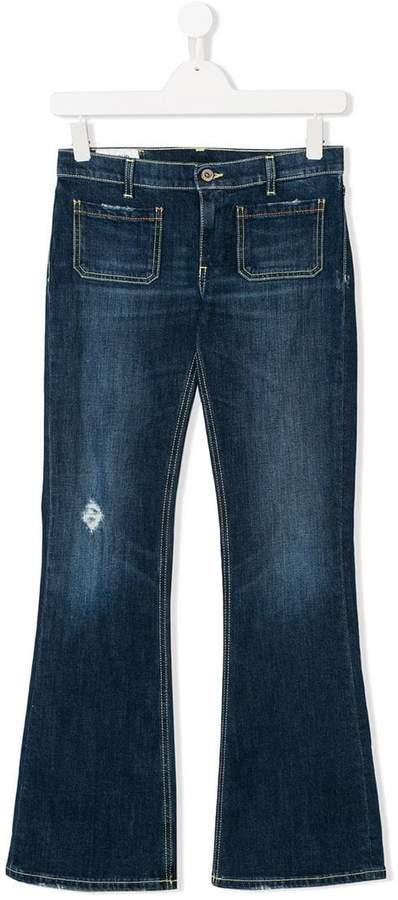 Dondup Kids TEEN bootcut jeans