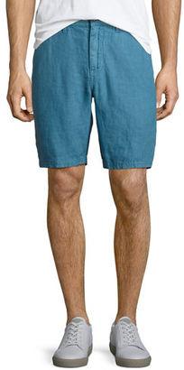 John Varvatos Star USA Short With Flatiron Jean Poc $98 thestylecure.com