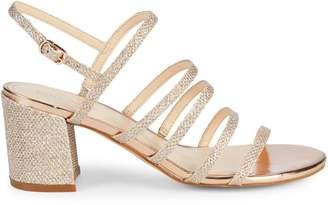 Nine West Embellished Heeled Sandals