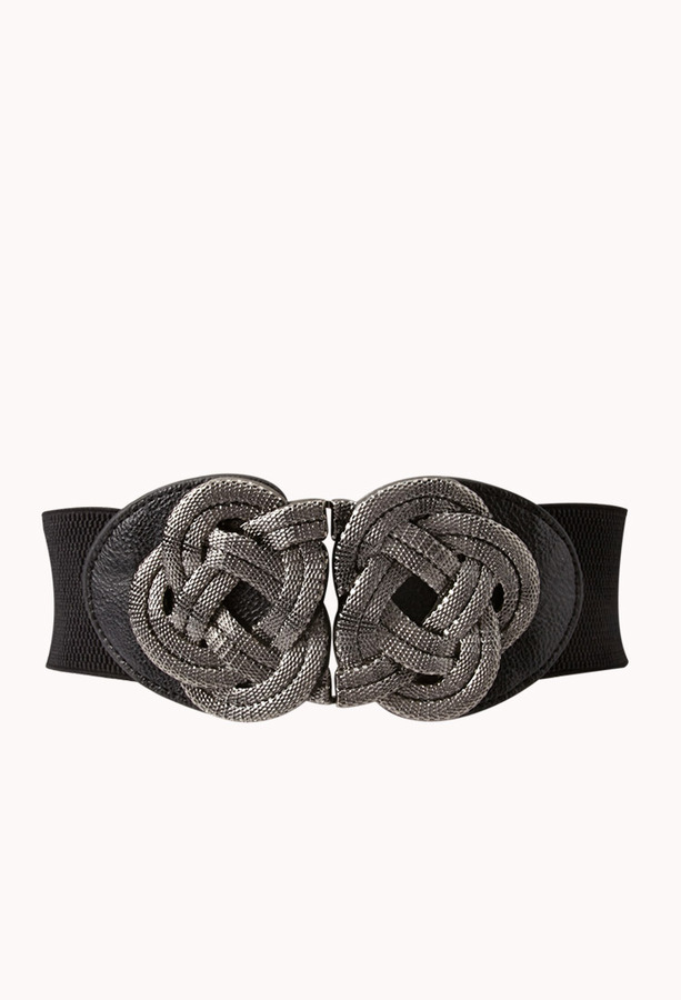 Forever 21 Chained Waist Belt