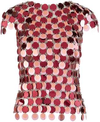 Paco Rabanne Sequin top