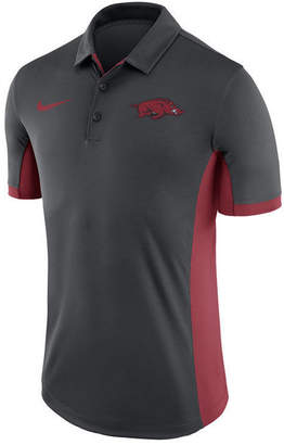 Nike Men's Arkansas Razorbacks Evergreen Polo