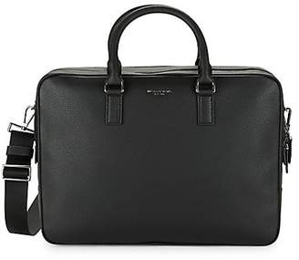 Michael Kors Bryant Leather Briefcase