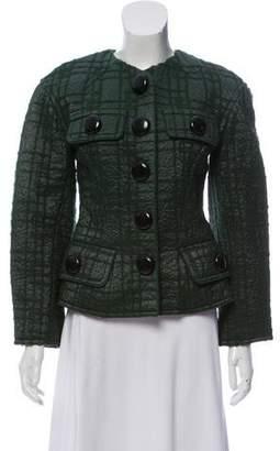 Louis Vuitton Wool Tweed Jacket w/ Tags