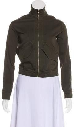McGuire Denim Casual Zip-Up Jacket
