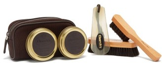 Church's Travel Leather Shoe Care Kit - Mens - Brown