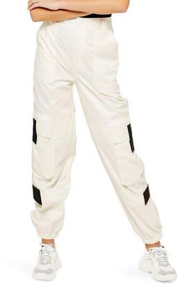 Topshop Cargo Jogger Pants