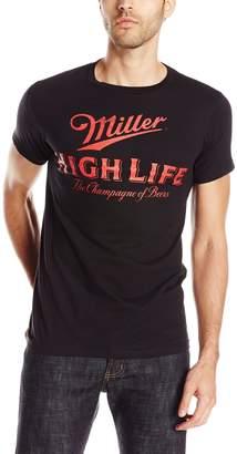 Hybrid Men's Miller High Life Short Sleeve T-Shirt
