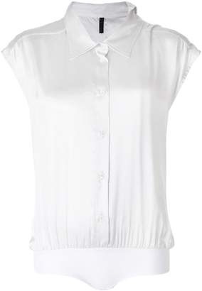 Unravel Project sleeveless blouse