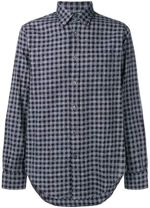 Bellerose checked button-down shirt