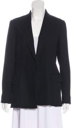 By Malene Birger Structured Peak-Lapel Blazer
