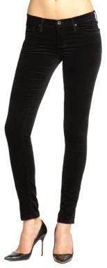 AG JeansThe Legging Velvet Skinny Jeans