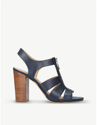 MICHAEL Michael Kors Damita leather sandals