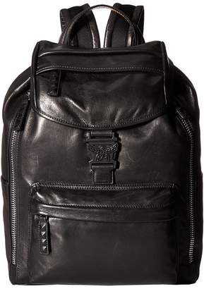 MCM Killian Leather Medium Backpack