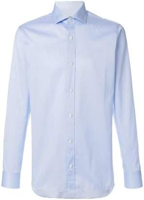 Z Zegna slim fit shirt