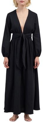 Mara Hoffman Luna Cover-Up Maxi Dress