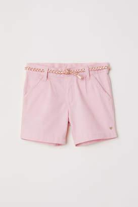 H&M Bermuda Shorts - Pink