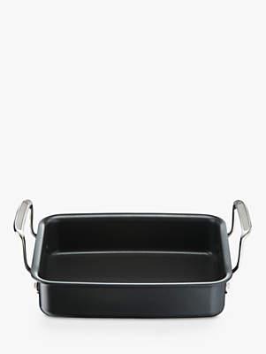 Jamie Oliver by Tefal Non-Stick Mini Roaster, L28cm, Black