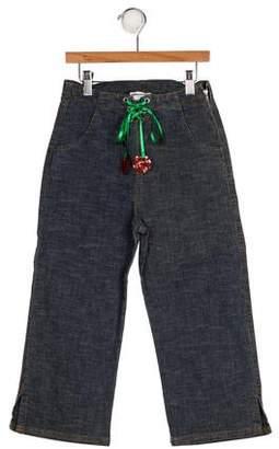 Sonia Rykiel Girls' Two Pocket Jeans w/ Tags