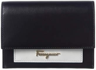 Salvatore Ferragamo Small Leather Wallet