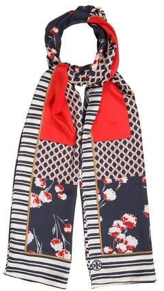 Tory BurchTory Burch Floral Print Silk Scarf