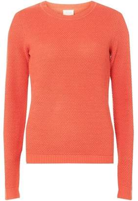 Dorothy Perkins Womens **Vila Coral Crew Knitted Jumper