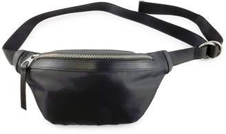 Fashion Focus Zip Nylon Belt Bag