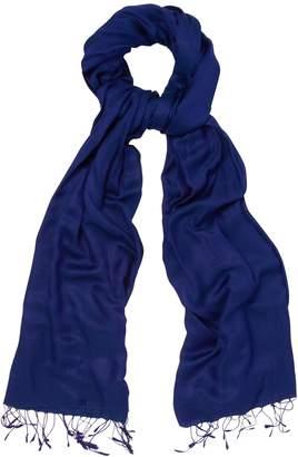 Womens Nube Pashmina, Blue, One Size smash