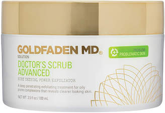 Goldfaden Doctor's Scrub Advanced Ruby Crystal Power Exfoliator