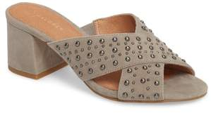 Halogen Fable Studded Slide