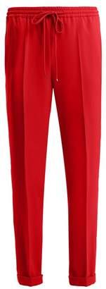 Max Mara Malia Trousers - Womens - Red