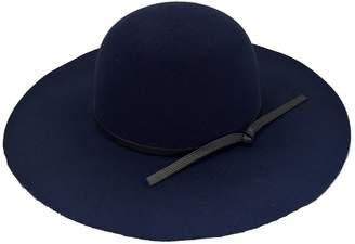 Co San Diego Hat Faux-Felt Round Floppy Hat