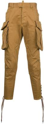 DSQUARED2 cargo skinny trousers