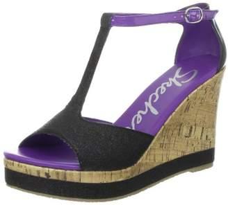 Skechers Cali Women's Bomb Shell Let's Groove Wedge Sandal