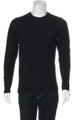 Kris Van Assche Layered Longline T-Shirt