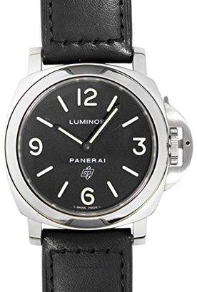 Panerai [パネライ 腕時計 ルミノールベース 44mm OPロゴ PAM00000 H番 SS/レザー メンズ [中古品]