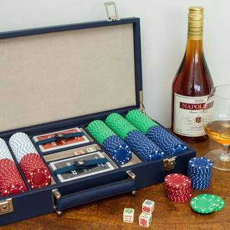 Noble Macmillan Luxury Poker Set