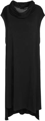 Lâcher Prise Apparel Echape Long Top Dress - Black