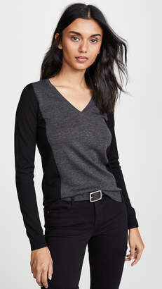 Club Monaco Agnes Body Frame Wool Sweater