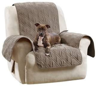 Sure Fit Furniture Friend Microfiber Nonskid Recliner Cover
