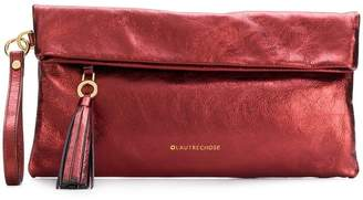 L'Autre Chose bracelet handle clutch