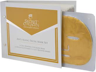 Secret Collagen 12 Sleeves Multi Vitamin E,A, & C Golden Mask 12 Sleeves
