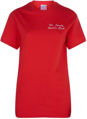 Double Trouble Gang The Lonely Hearts Club T-Shirt