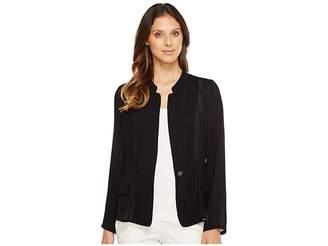 Nic+Zoe Femmer Utility Jacket Women's Coat