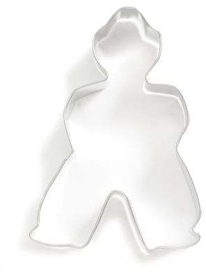 Ann Clark Cowboy Cookie Cutter, 4""