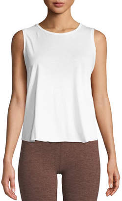 Beyond Yoga All About It Cropped Tank